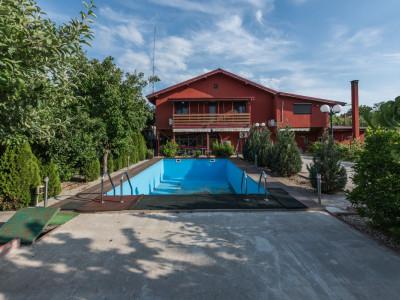 Vila cu teren 7500 mp in Peris sat Balteni Padurea Scrovistea cu comision 0%